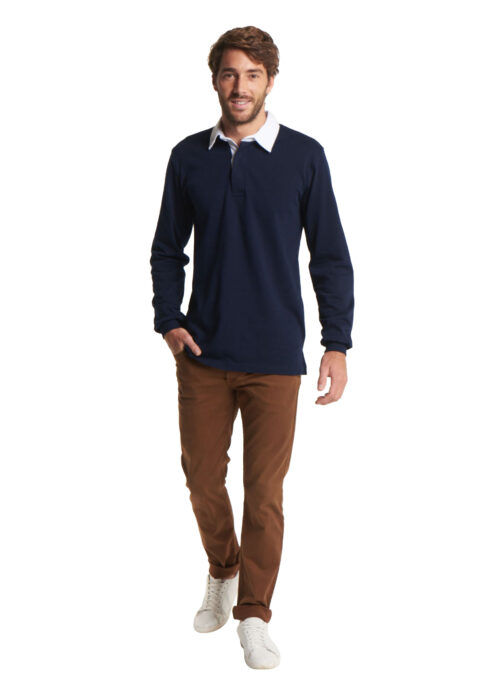 Classic Rugby Poloshirt